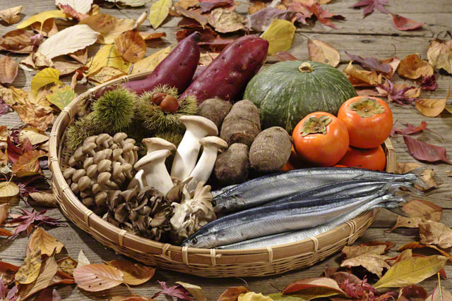 【食欲の秋】旬の食材を使うダイエット中のメリットとは?