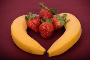 バナナイチゴ
