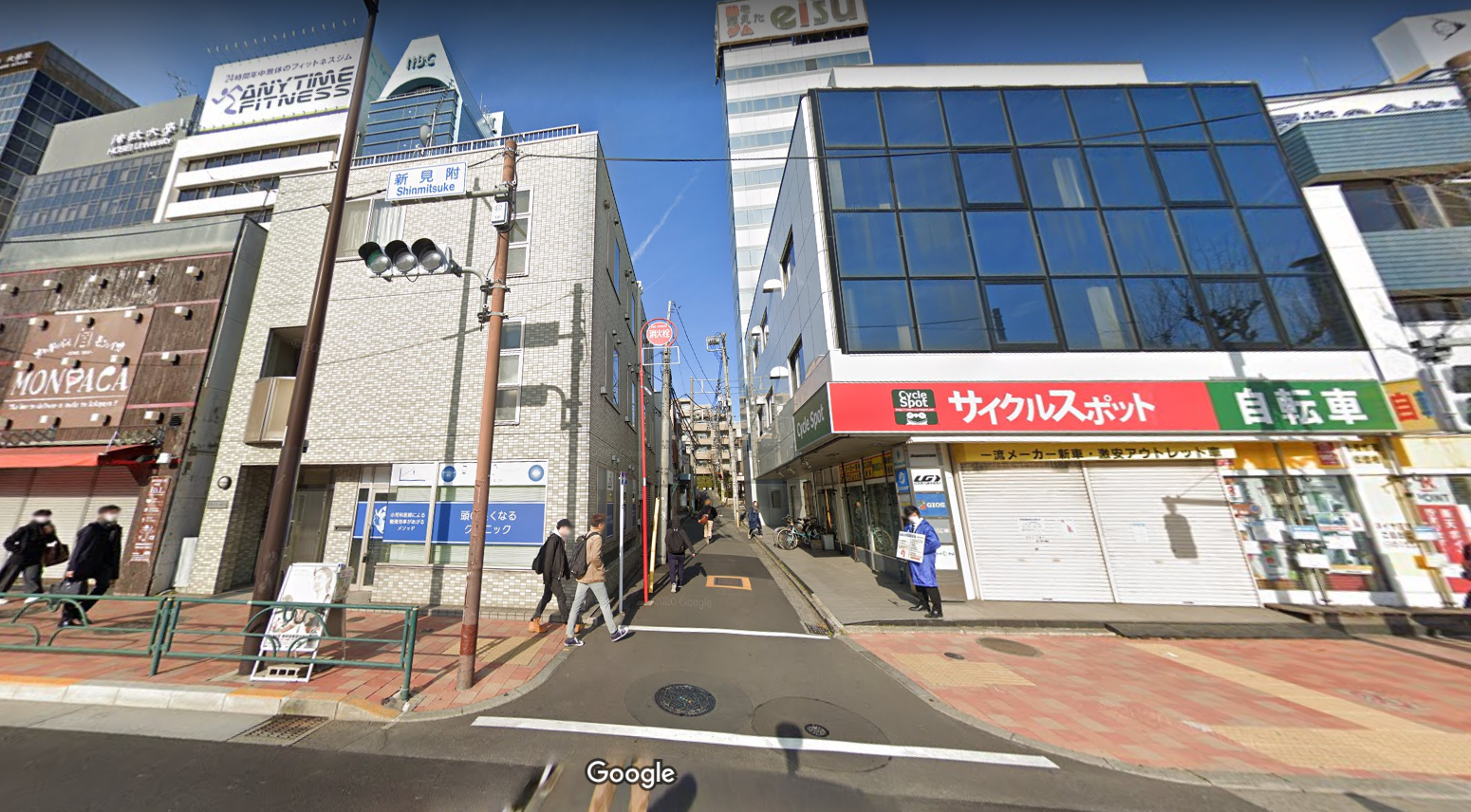 飯田橋・市ヶ谷店への道順