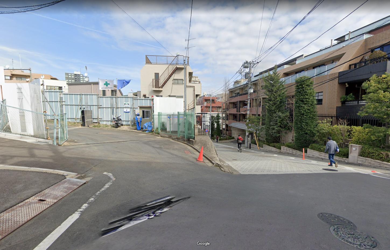 神楽坂店への道順