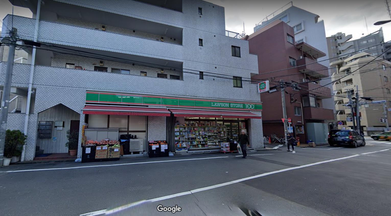 恵比寿店への道順
