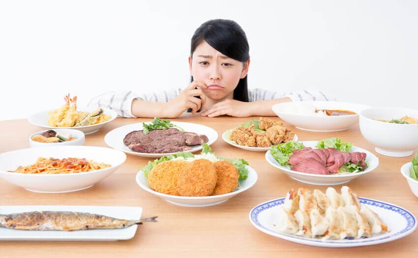 パーソナルトレーニングジムに通うと食事はどう変わる?