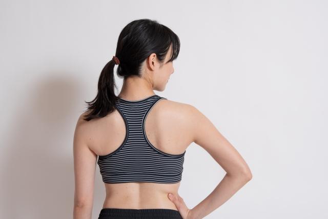 【キレイな後ろ姿に】背中の肉を落とす背中痩せトレーニングの方法を動画で紹介!